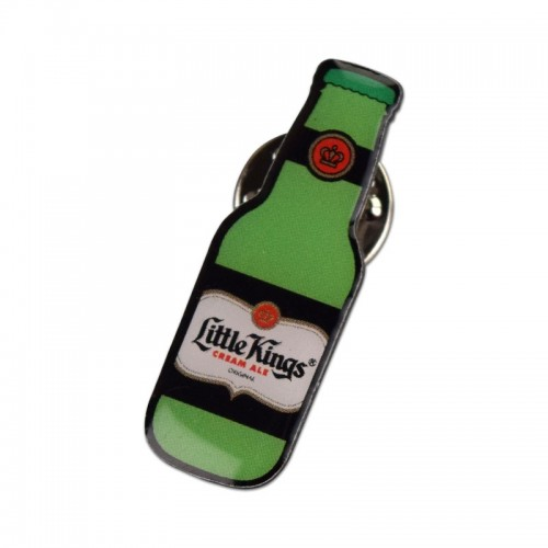Little Kings Graphic Bottle Enamel Pin