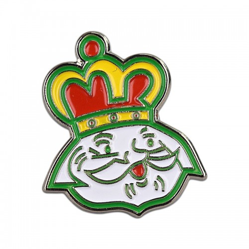 Little Kings OG King Enamel Pin