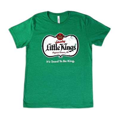 Little Kings Schoenling Logo T-Shirt