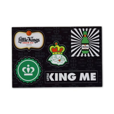 Little Kings Sticker Pack