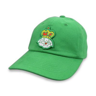 Little Kings Green OG King Dad Hat